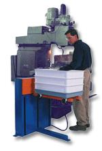 Southworth Stack Box Positioner Workstation