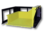 Southworth Size Entry Bin Container Tilter