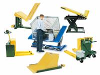 Southworth Dumpers, Upenders & Lift/Tilt Equipment