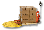 Southworth's PalletPal® Disc Turntable