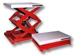 Southworth Backsaver Lite Scissor Lift Table
