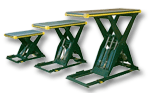 Southworth Backsaver Scissor Lift Tables