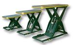 Southworth Backsaver Scissor Lift Tables