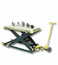 Lift Table Options and Accessories