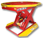 Southworth Hydraulic Pallet® Pal Level Loader