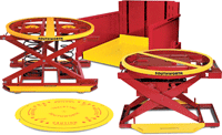 Southworth's PalletPal® Turntable & Level Loaders